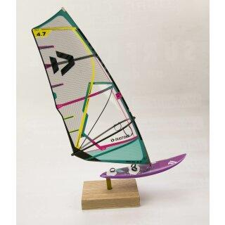 Originalgetreues Windsurf-Modell